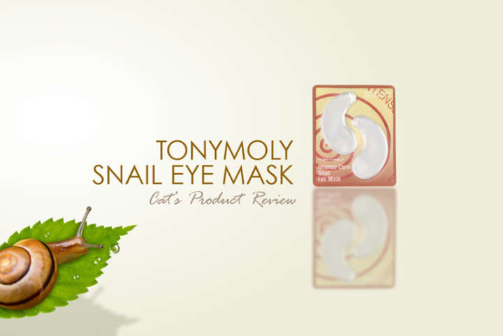TonyMoly Snail Eye Mask
