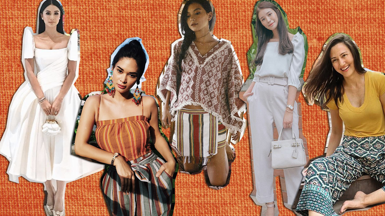 c1f8ae2db2 5 Modern Filipiniana OOTDs We Love